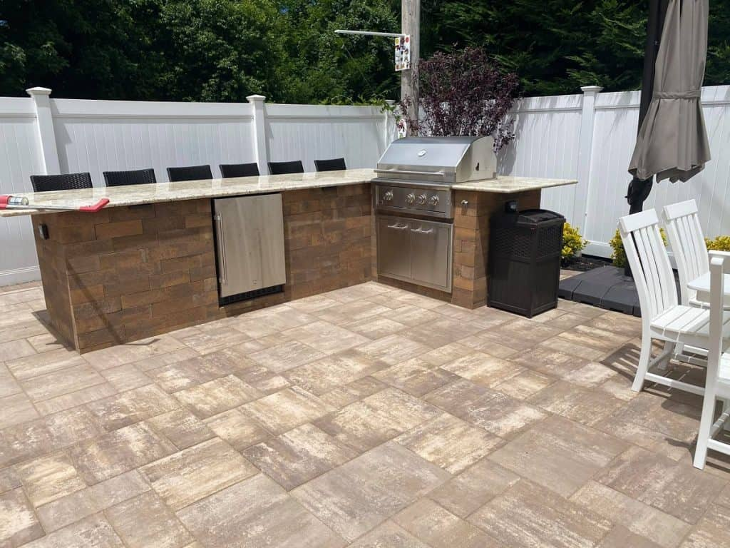 long island outdoor kitchens